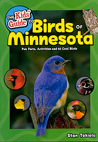 Kid's Guide to Birds of Minnesota